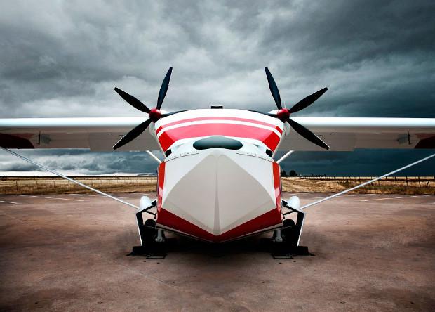 Испанцы запустили в производство беспилотные гидросамолеты