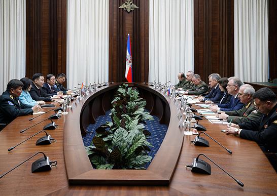 Монголия попросила Россию вооружить войска ПВО