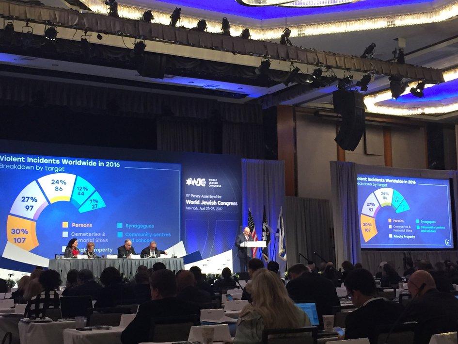 Самая авторитетная еврейская организация на съезде в США признала российский Крым