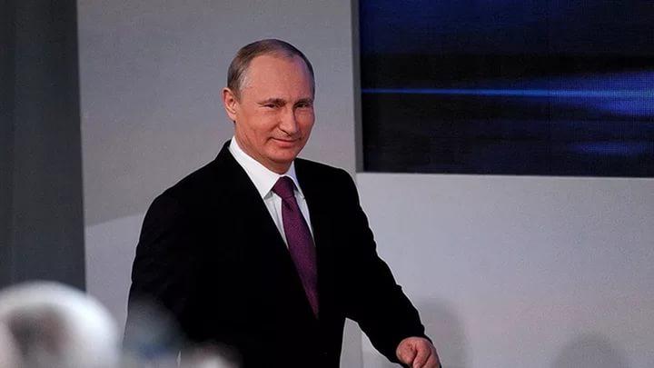Хотите ли вы, чтобы Путин стал пожизненным президентом России?