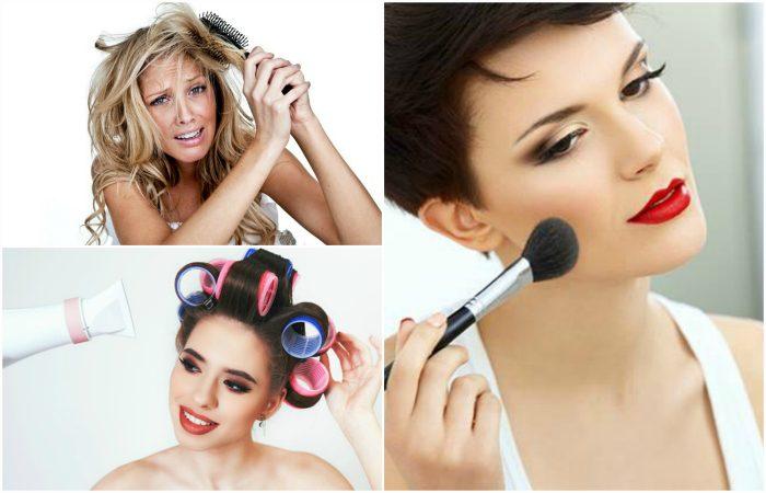Профессиональные хитрости макияжа