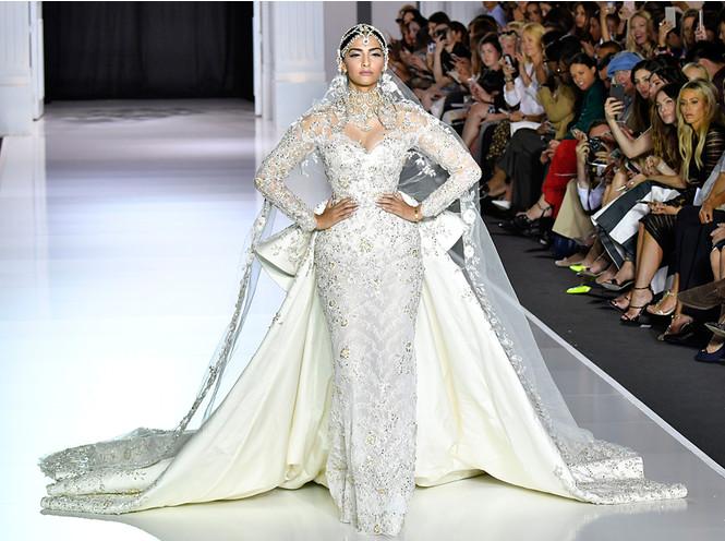 Коллекция Ralph & Russo Haute Couture FW 2018/17
