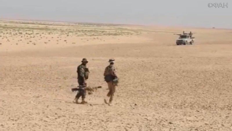 Веский довод в переговорах с Америкой: зачем проправительственные силы заблокировали США путь на Дейр-эз-Зор