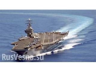 «Ковчеги демократии». На что способны авианосные ударные группы ВМС США