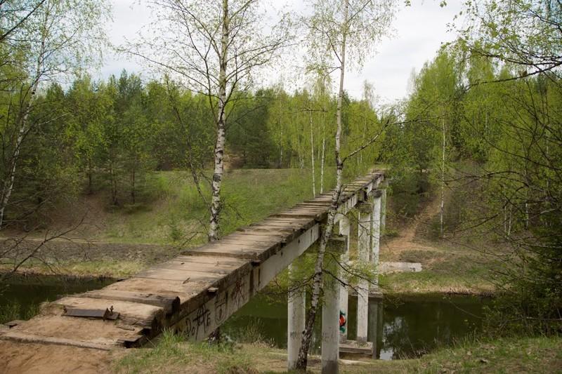 Старые мосты России