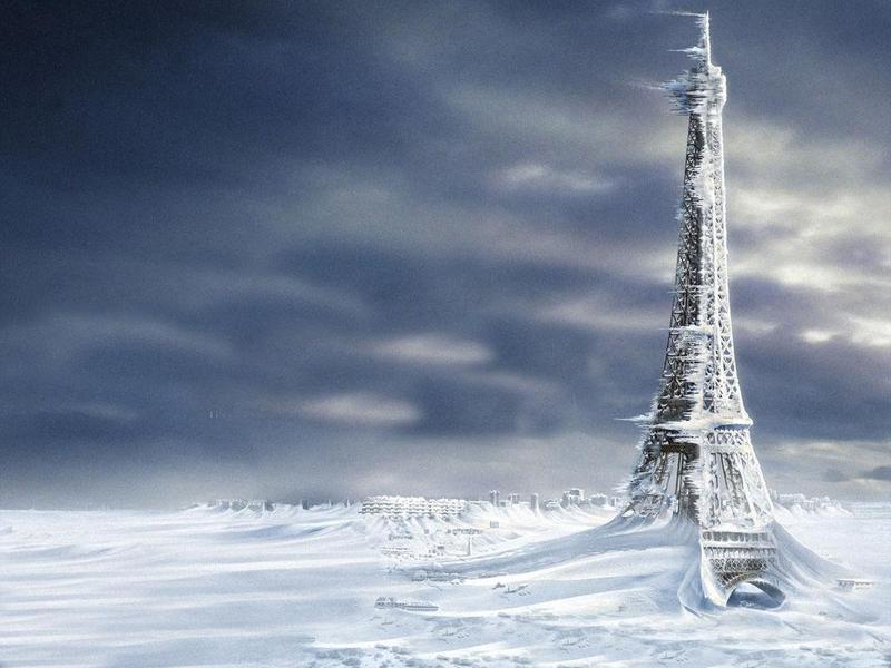 Грядущая зима будет самой холодной за последние сто лет