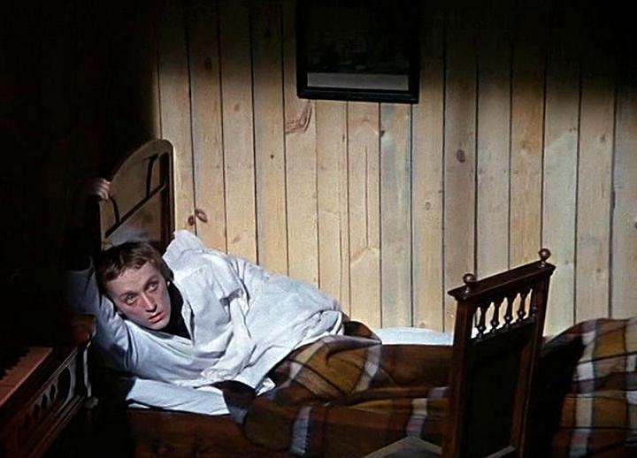 """Отель """"У заболевшего альпиниста"""""""