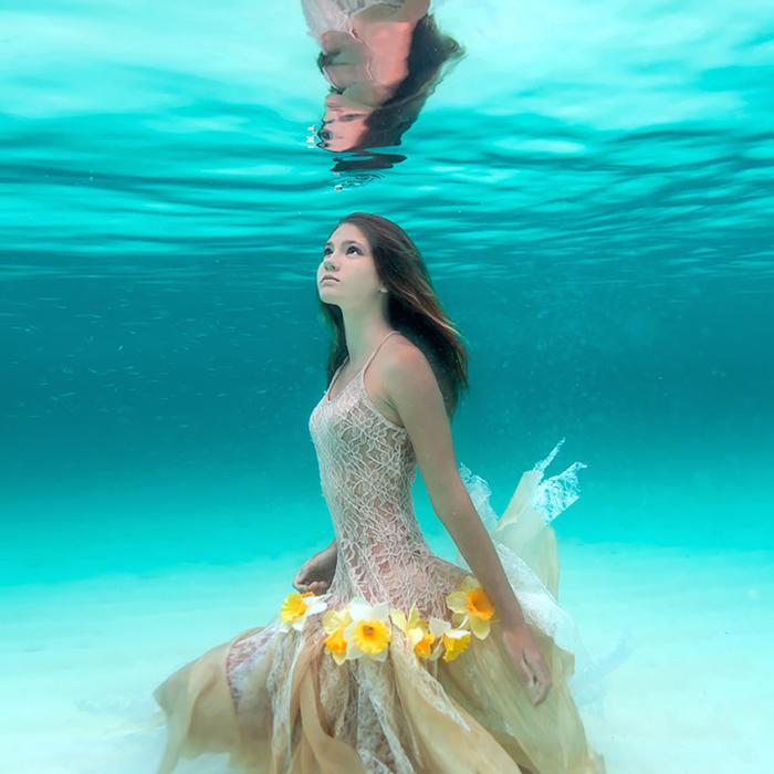 Волшебный подводный мир в объективе Елены Калис.