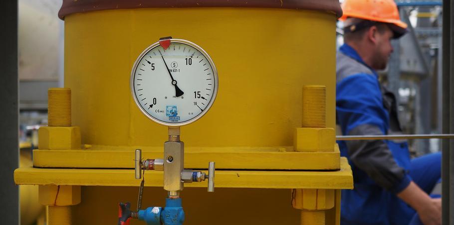 Берлин «подсел» на российский газ