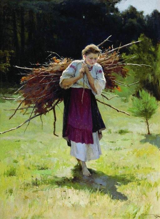 Пимоненко Из лесу 25 (512x700, 283Kb)