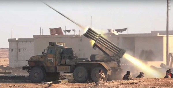 Бойня в Сирии: Армия сражается с «Аль-Каидой», повсюду трупы, идут жестокие бои