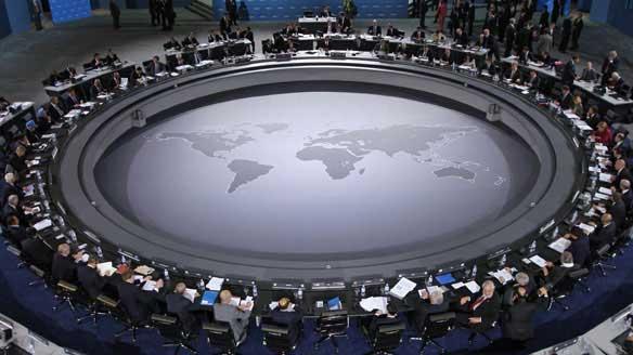 Заговор Мирового Правительст…