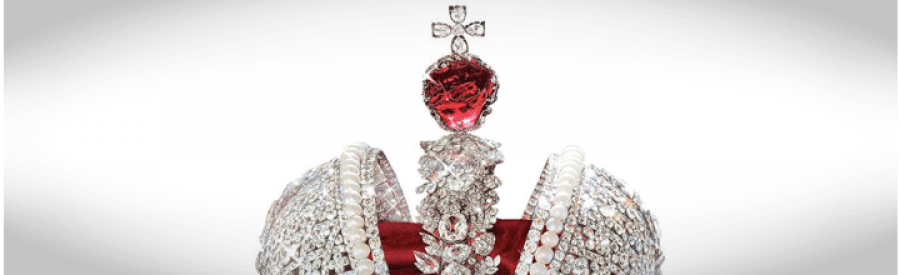 Старинные ювелирные изделия России — XVIII век. Часть 3