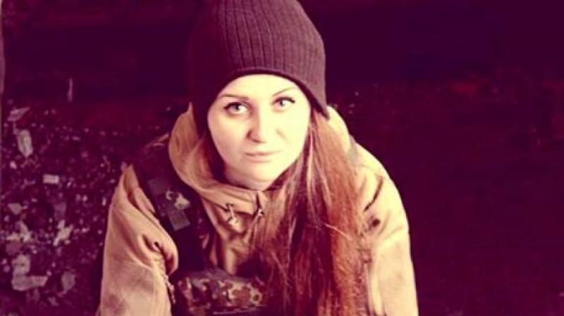 """В Днепропетровске водитель маршрутки отказался везти """"героиню АТО"""": Без вас, бандеровцев, мы все жили хорошо!"""