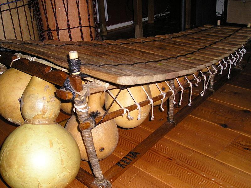 День музыкальных инструментов. Балафон