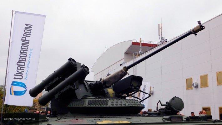 Украина и ЕС переделали советский Т-72 в модернизированный ПТ-17