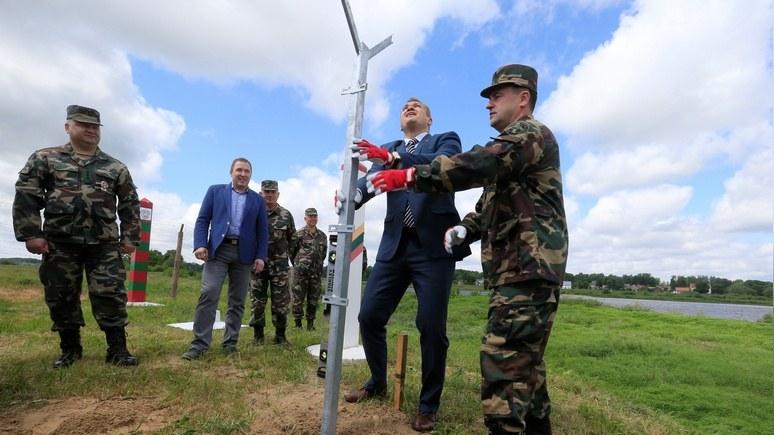 BI: Литва знает, что забор от России не спасёт — но продолжает строить