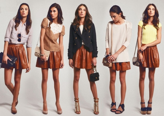 Основные правила выбора обуви под юбки разной длины