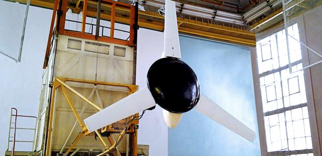 Специалисты ФГУП «ЦАГИ» представили достижения в области исследований винтокрылых летательных аппаратов