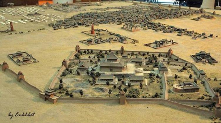 Каракорум — забытая столица Монгольской Империи