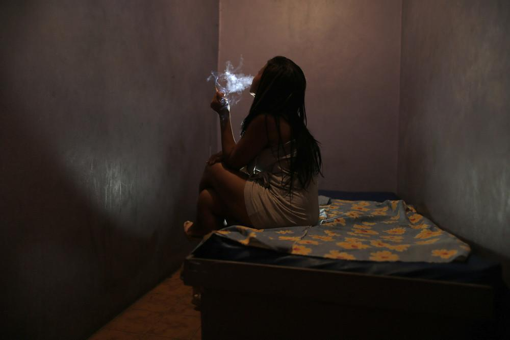 Обитель разврата: жуткие фото пресловутого бразильского квартала красных фонарей