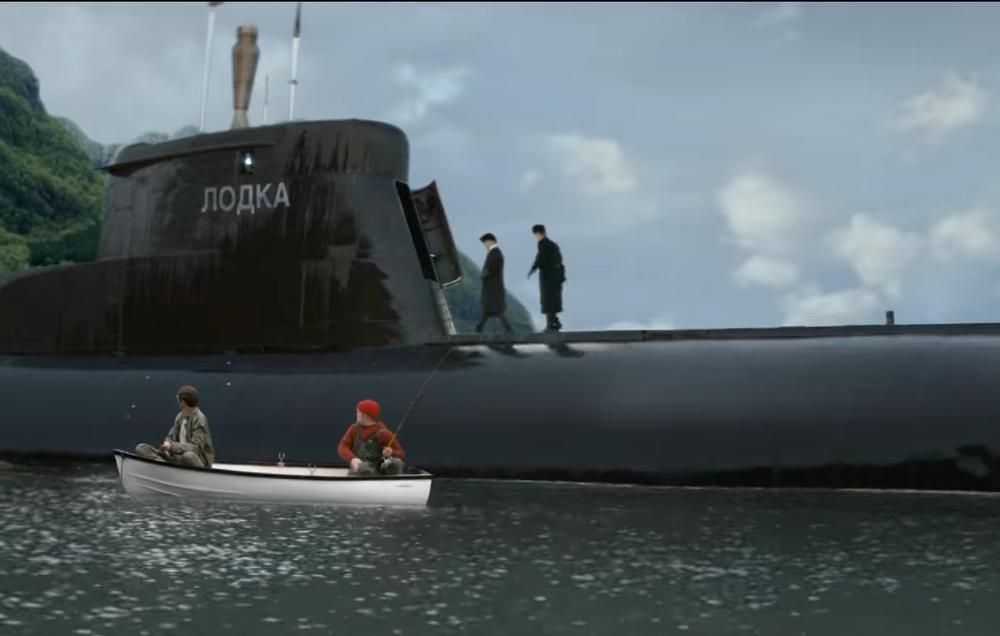 """""""Ваша лодка подана, капитан!"""": Веселая норвежская реклама"""
