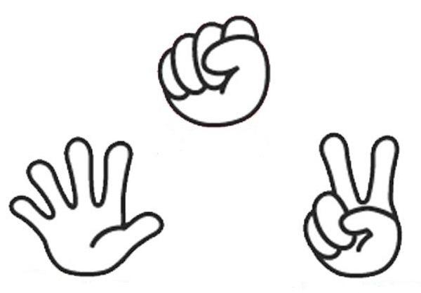 Выберите «камень-ножницы-бумага» и узнайте, какая вы личность