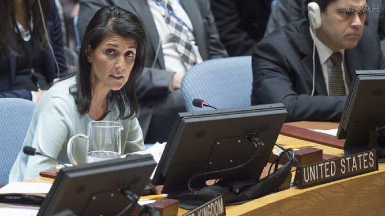 Сирия уличила США и Британию…