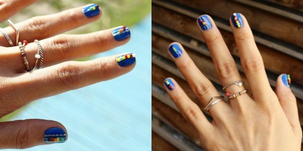 Браслеты на ногтях