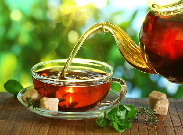 Как приготовить травяной чай для очищения печени