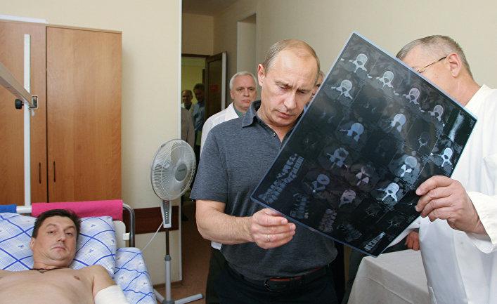 Россия — больная страна больных людей (SME, Словакия)