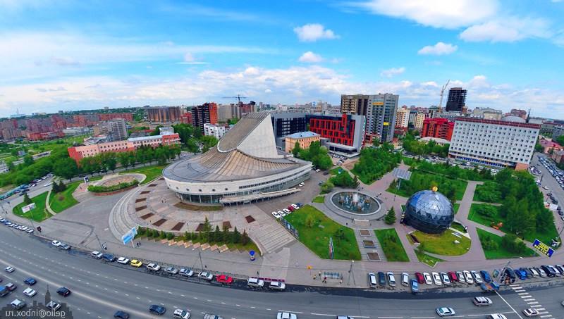 новосибирск видео города-мщ2