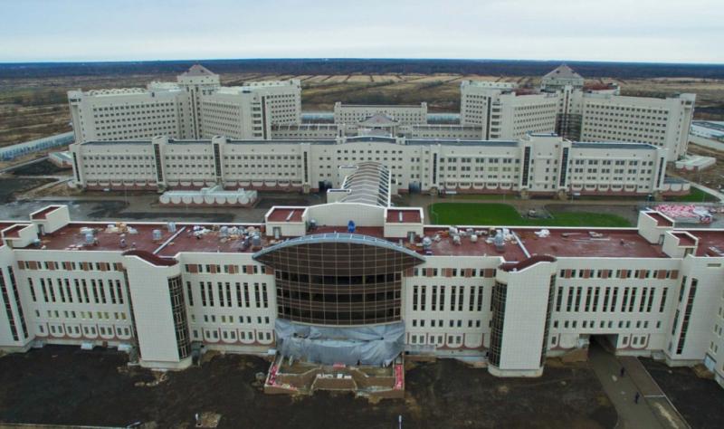 Что из себя представляет самая большая и современная тюрьма в России