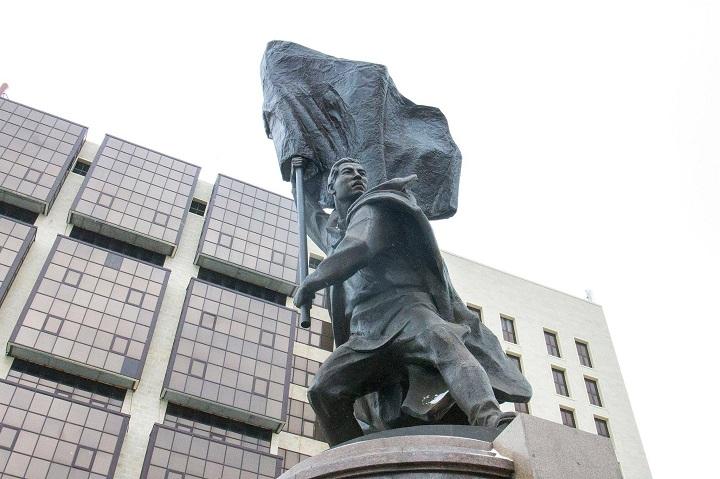 История с Зоей Космодемьянской почти зеркально повторилась в Казахстане