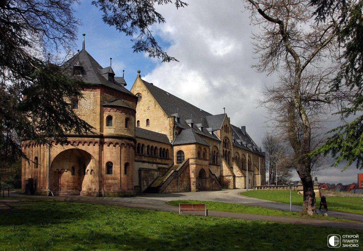 Исторический город Гослар