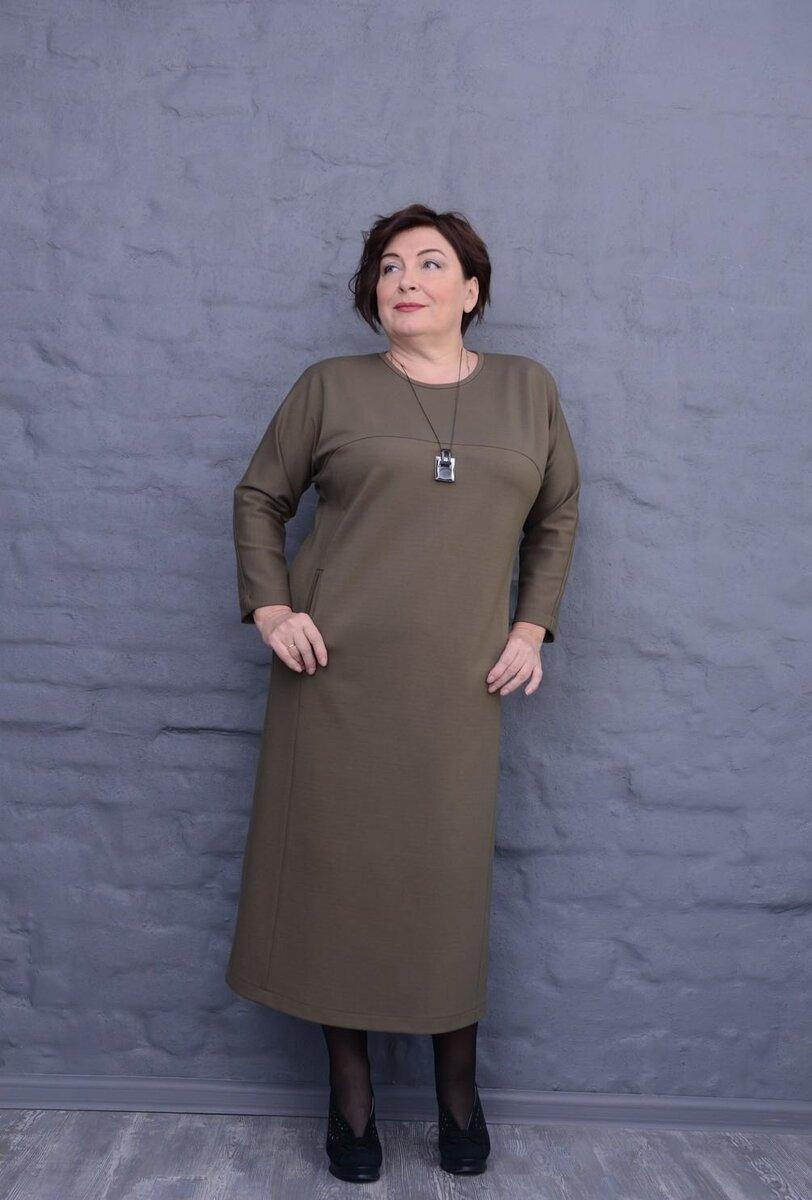 Образы не для «звезд», а для самых обычных женщин 60+, но выглядит всё стильно и современно