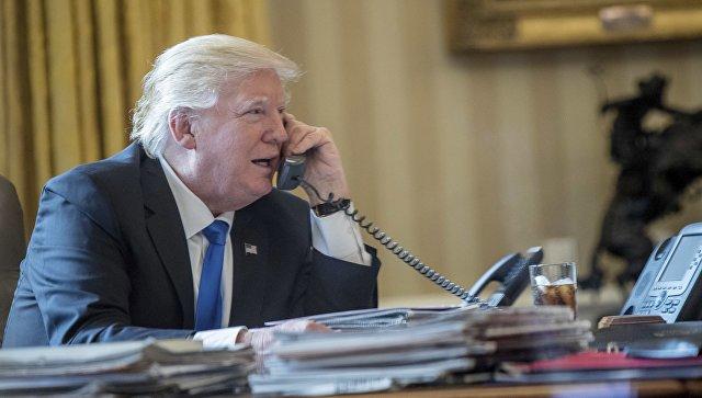 Трамп заявил, что не звонил в Россию лет десять