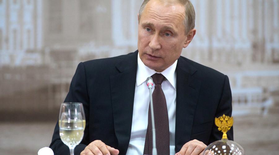 Infowars: Путин призвал западные СМИ «проснуться»