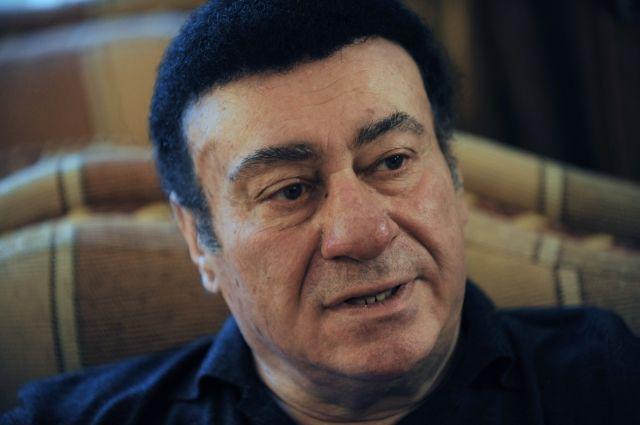В Грузии похоронили Зураба Соткилаву