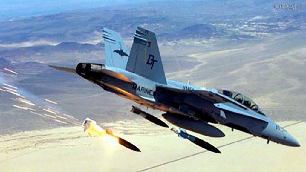 Гром сирийской пустыни: зачем ВВС США нанесли удар по войскам Асада на юге Сирии