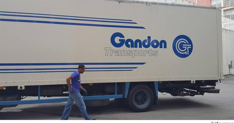 Gandon Transports матерные названия, матюгальник, пошлятина, прикол, юмор