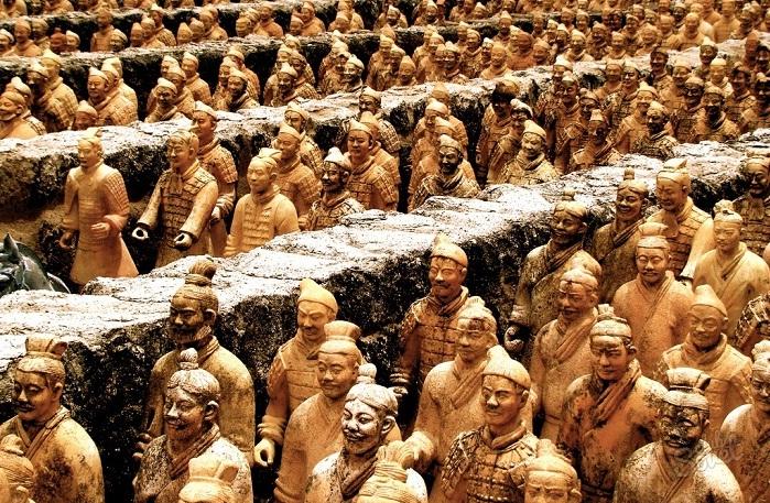 «Если не был в Сиане, ты не знаешь, что такое Китай»: удивительные достопримечательности колыбели китайской цивилизации