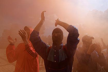 ФИФА оштрафовала Украину за нацистские выкрики болельщиков