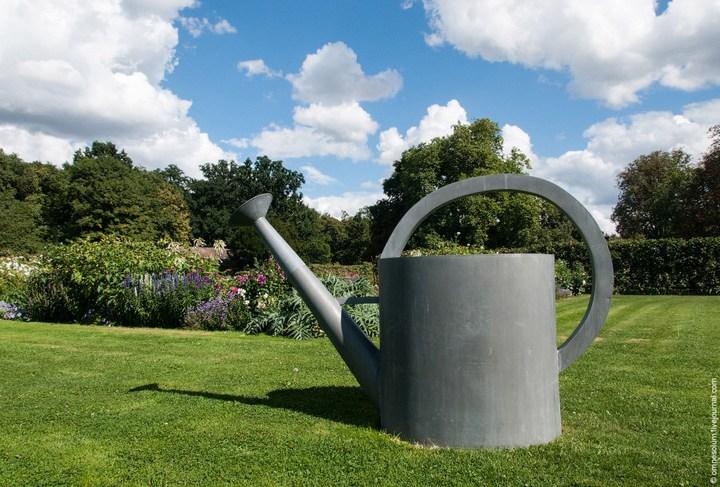 Сен-Жан — сад-огород в окрестностях Парижа…