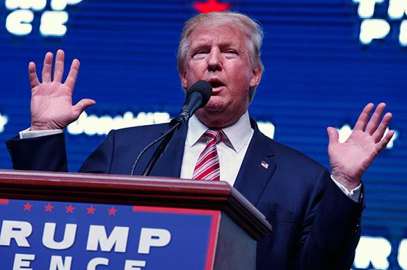 """""""Стена от Трампа"""": виртуальн…"""