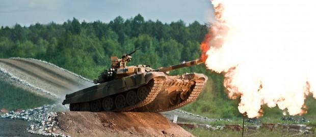 Танковый биатлон: готовы ли американцы к унижению от русских?