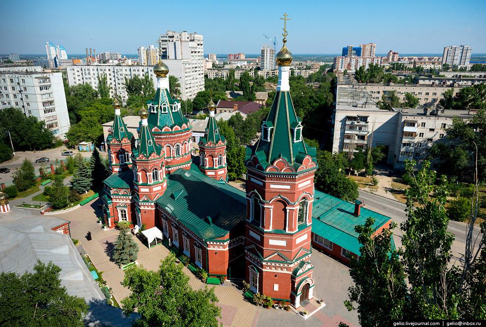 Кафедральный собор Казанской иконы Божией Матери.