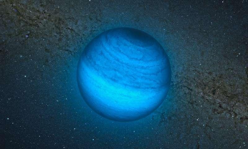 Астрономы нашли планетообразный объект неизвестной природы