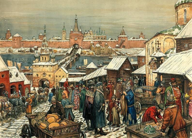 Историк Валерий Шамбаров: «Русь была богаче Запада»