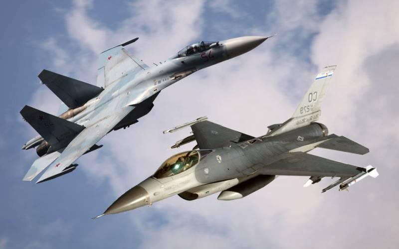 Пентагон планирует повысить уровень координации при полетах над Сирией